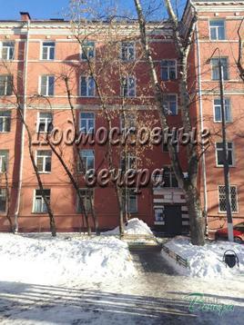 Метро Электрозаводская, Боровая улица, 14, 2-комн. квартира