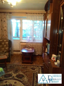 Продается 2-комнатная квартир в 10 минутах ходьбы до ж/д. пос.Красково