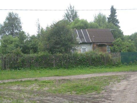 Дом в деревне Новгородово Чеховского района