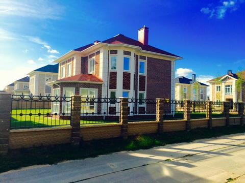 Готовый кирпичный дом 240м, на уч 11 соток. Новая Москва