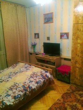 Продается трехкомнатная квартира (Москва, м.Фонвизинская)