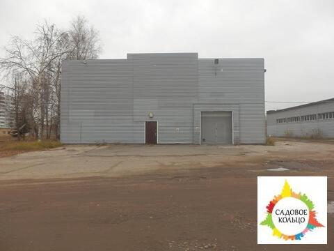 Склад/производство, два капитальных здания площадью по 848,0 кв.м (р