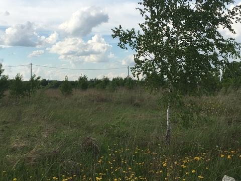 Продам земельный участок в д.Борисовское