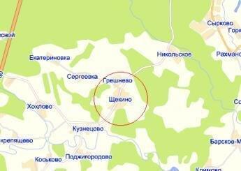 13 сот ИЖС д. Грешнево, Клин, 360000 руб.