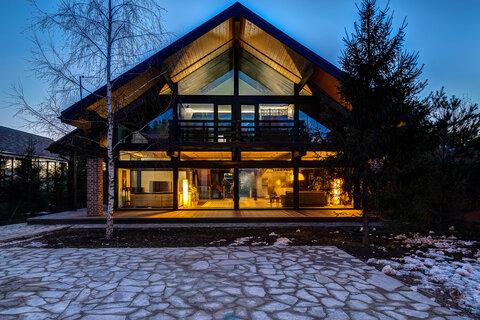 Дом общей площадью 450 м2