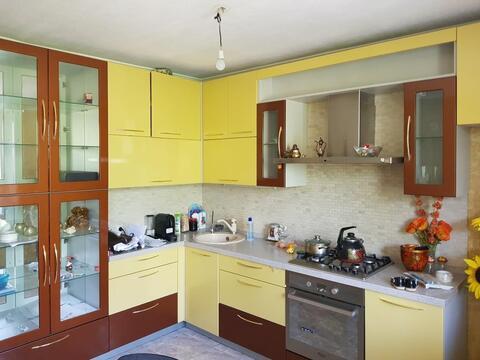 Уютная простор. 3-комн.кв. в Дубне с кап. ремонтом, свобод.продажа, торг