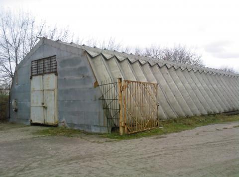 Холодный склад 360 м2 в Некрасовке (Москва)