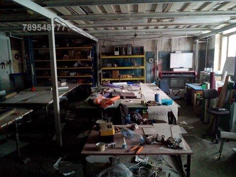 Отапливаемое складское помещение на 1 этаже 490 кв