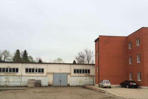 Производственно-складская база 3750 м2 в Домодедово, ул.Станционная
