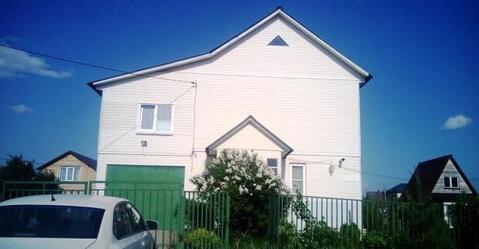 Продается двухэтажный дом