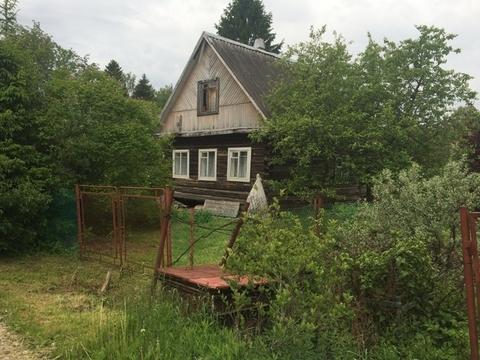 Домик рядом с озером, есть газ. 55 от МКАД, Горьковское ш.
