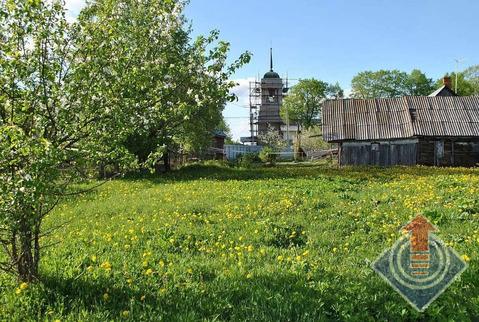 Земельный участок 8 соток в д. Крюково, Наро-Фоминский район