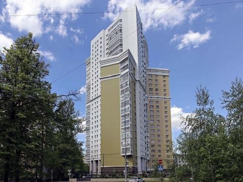 "2-комнатная квартира, 85 кв.м., в ЖК ""Вектор-Хаус"""