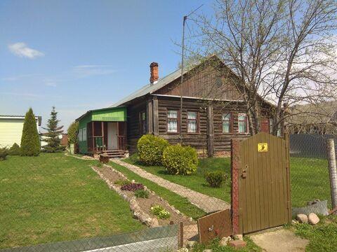 Срочно продается часть дома на учамстке 10 с. в д.Буланино Рузский р.