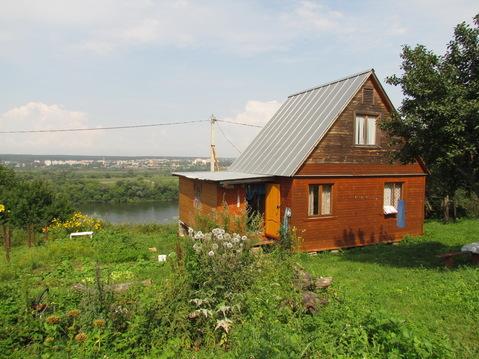 Продается дом у реки в с. Редькино Озерского района МО