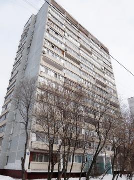 Просторная однушка после ремонта на улице Отрадная, дом 3