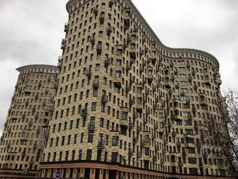 """1-комнатная квартира, 40 кв.м., в ЖК """"Лефорт"""""""