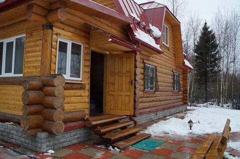 Продаётся новая дача с земельным участком в Московской области