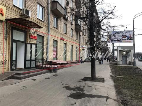 Торговое помещение по адресу Волоколамское шоссе д.14 (ном. объекта: .