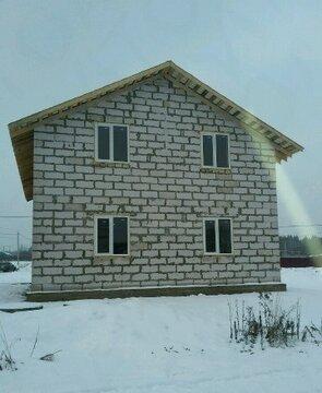 Продаю новый 2 этажный дом в пос. совхоза Буденовец, ул. Центральная,