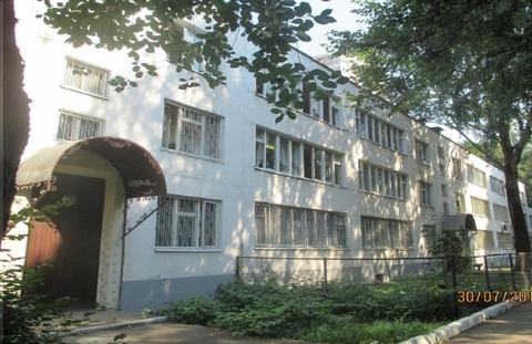 Здание на Бескудниковском бульваре