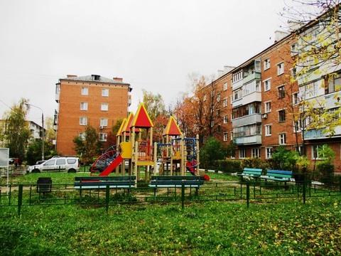 Квартира в Климовске.