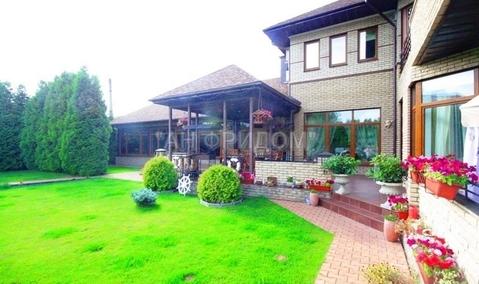 Дом 577 кв.м. на уч-ке 21 сот. в закрытом поселке Крекшино.