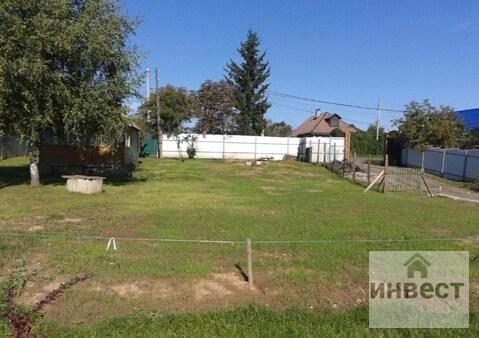 Продается земельный участок, ИЖС, 6,6 соток, в деревне Евсеево