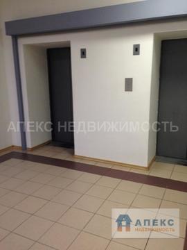 Аренда офиса 101 м2 м. Семеновская в административном здании в .