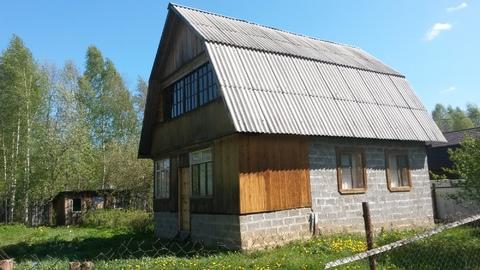 Дача в Рузском районе 80 км от МКАД по Минскому шоссе