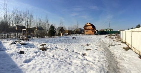 Продается земельный участок 11 сот в д.Папушево, гп-2, Одинцовского р-а