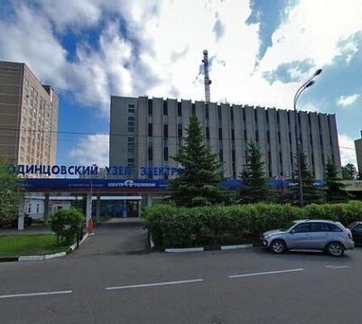 Здание в Одинцово ул.Маршала Жукова s= 5552 кв.м. на уч. 64 сотки