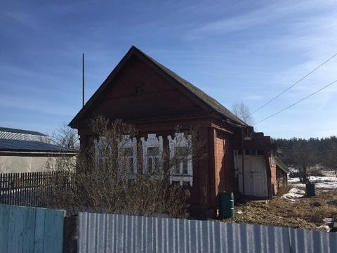 Дом в деревне Денисиха
