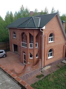 Продается кирпичный коттедж 625 кв.м. в 14 км от МКАД, д. Большаково