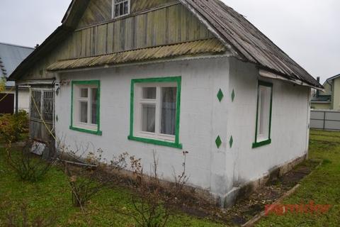 Продам дом в черте города Солнечногорска, газ заведен.
