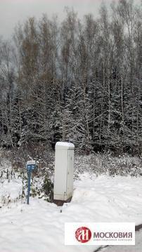 Земельный участок 11.92 сотки, ПМЖ, Новая Моква, 25 км. Калужское ш.