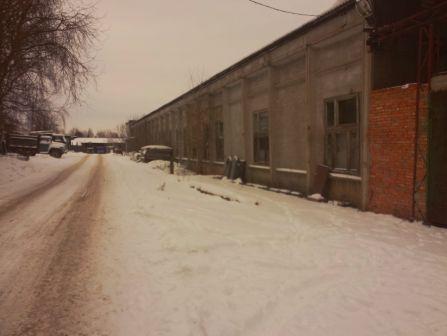 Производственно-складской комплекс 1.300 м2, Солнечногорск