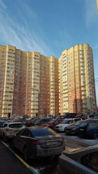 Однокомнатная квартира площадь 39 м2, г. Щелково, ул Неделина 26