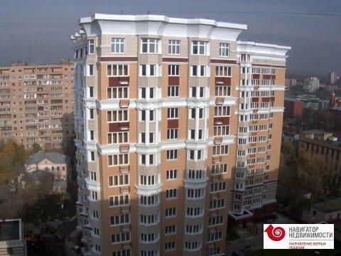 4-комнатная квартира, 300 кв.м., в ЖК «Шатер»