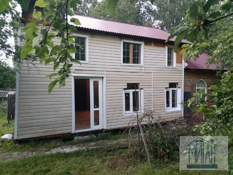Дом в деревне по Симферопольскому шоссе.