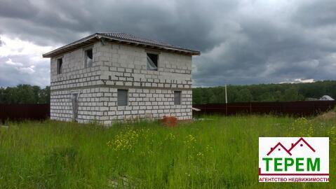 Дом в деревне Судимля, ближайший пригород Серпухова.