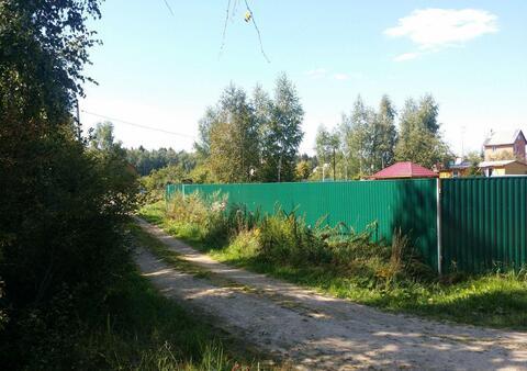 Продается земельный участок 8 соток г.Наро-Фоминск д.Блознево