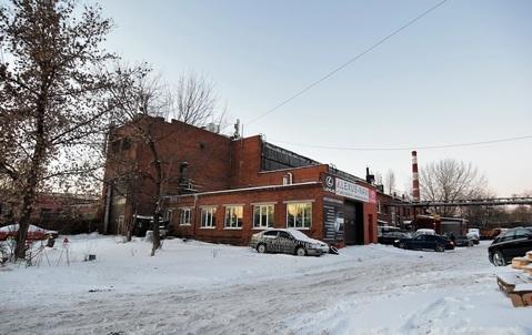 Производственно-складской комплекс 7274 кв.м.