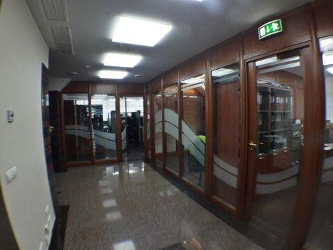 Аренда офиса класса А рядом с метро Курская. 860 кв.м.