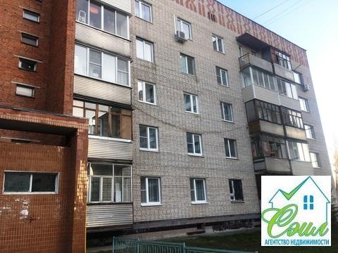 1-комнатная квартира 37 м2 ул. Весенняя Чехов