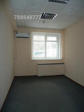 Офис на территории административно-складского комплекса