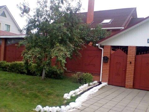 Продается дом г.Солнечногорск ул. Подгорная дом 2 ,2-х этаж. 378 м.кв.