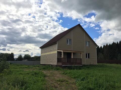 Дом из бруса площадью 140 м2, Москва пос. Первомайское д. Губцево, 6500000 руб.