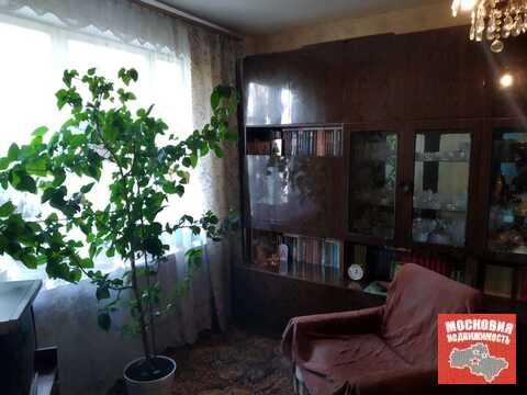 Трехкомнатная квартира в Мытищах.