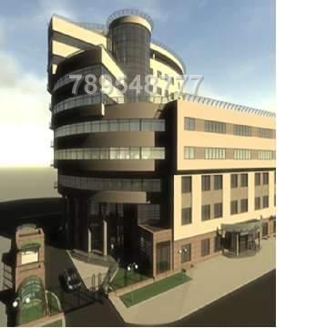 Реконструкция 3-х этажного здания с подвалом с надстройкой 2-х этажей